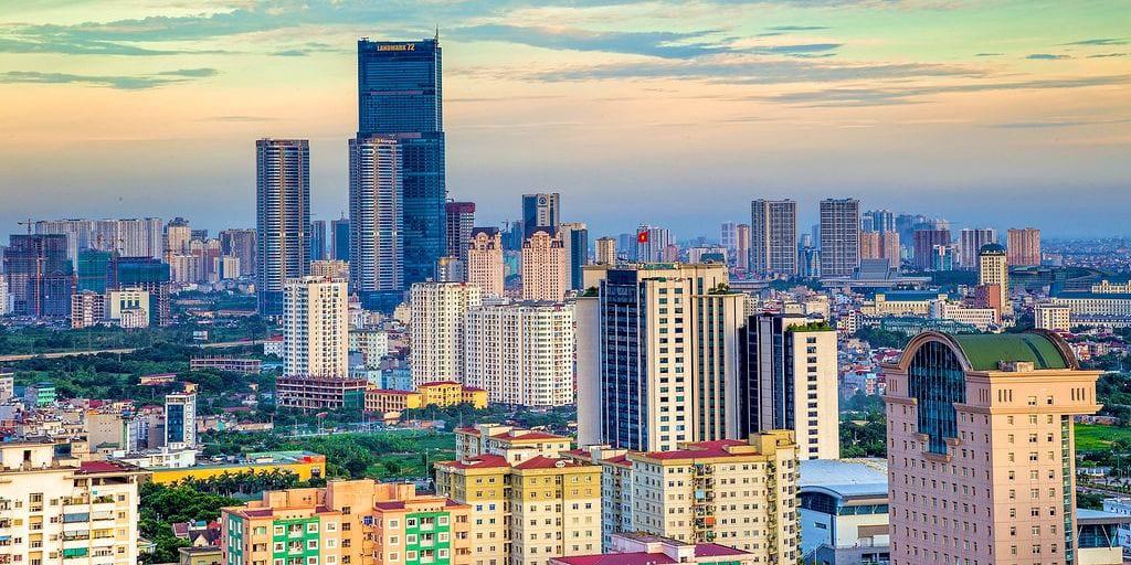 West Hanoi Vietnam